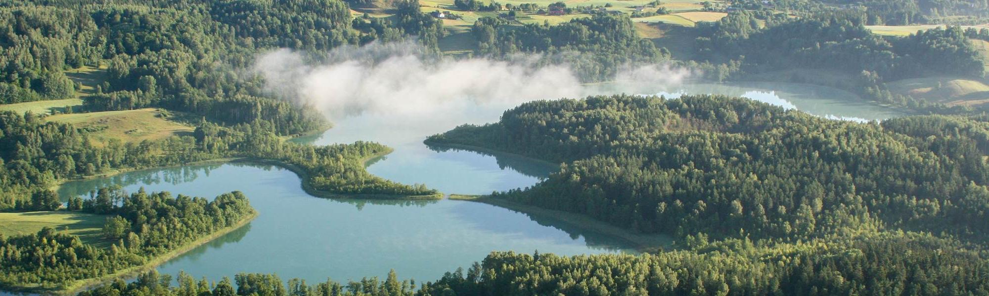 Zdjęcie Jeziora Jaczno