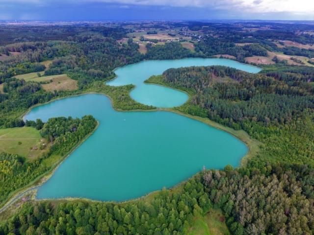 Jezioro Jaczno. Fot.M.W. Żarski