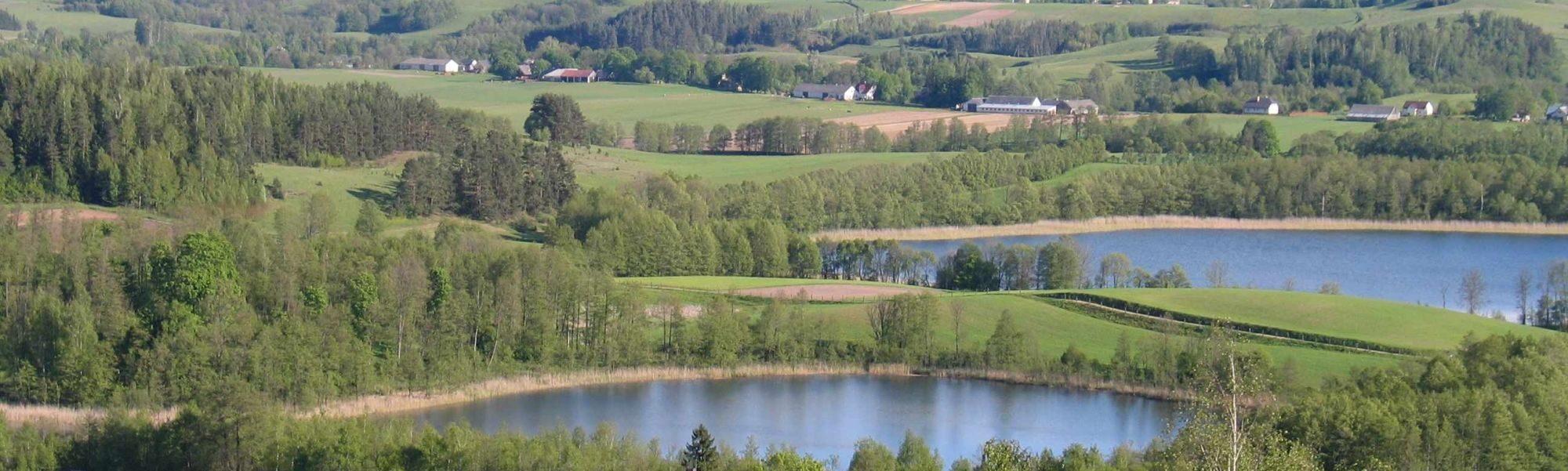 Jezioro Jaczno i Kojle