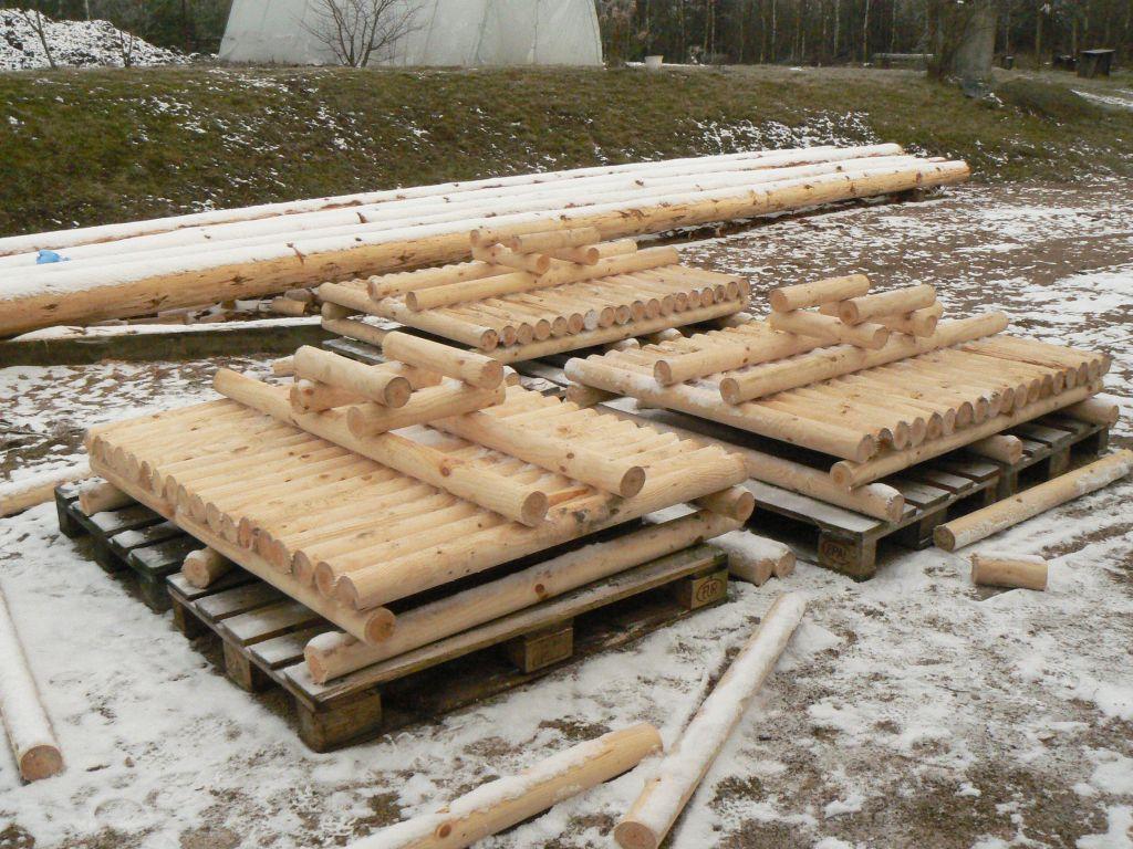 Budowa platformy dla bociana