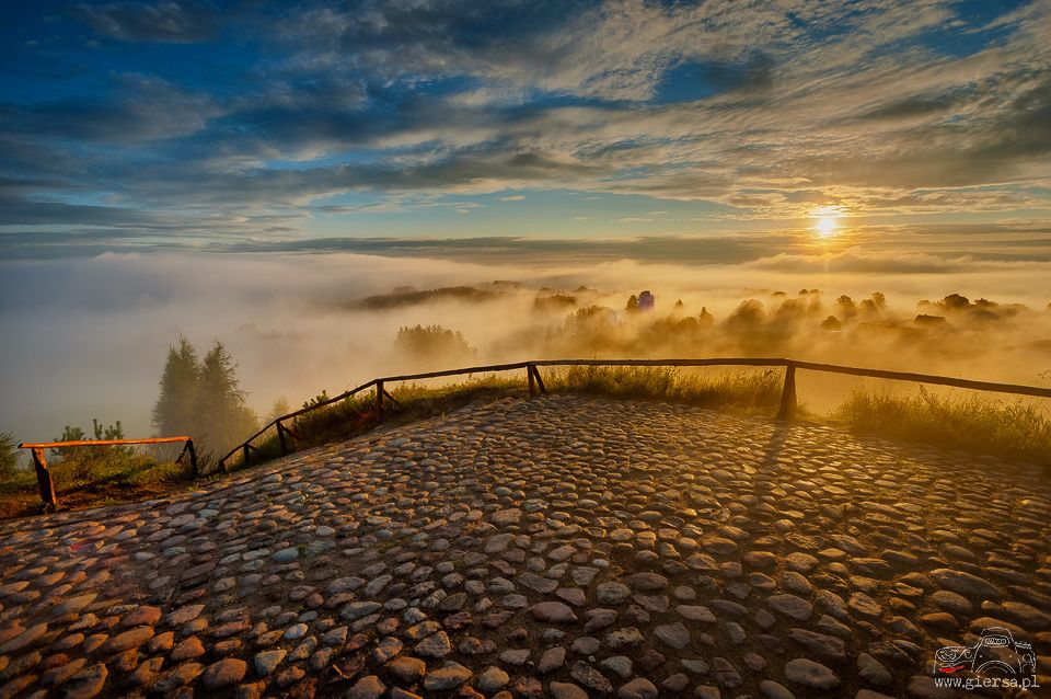 Góra Cisowa. Fot.M.Giersa