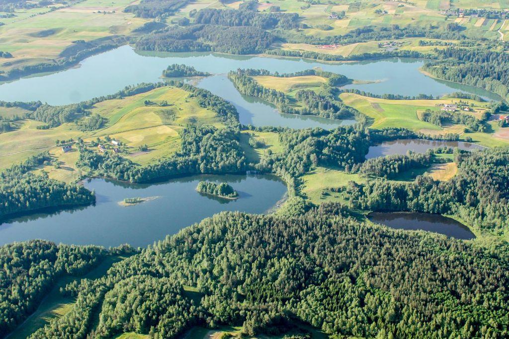 Jeziora szurpilskie. Fot.H.Stojanowski