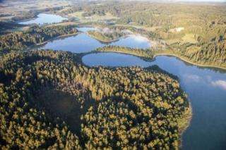 Jezioro Jaczno. Fot.H.Stojanowski