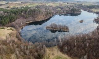 Jezioro Jeglówek. Fot.H.Stojanowski