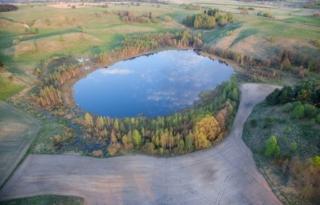 Jezioro Linówek. Fot.H.Stojanowski