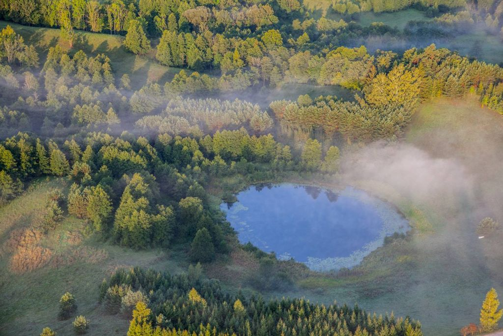 Jezioro Snołda. Fot.H.Stojanowski