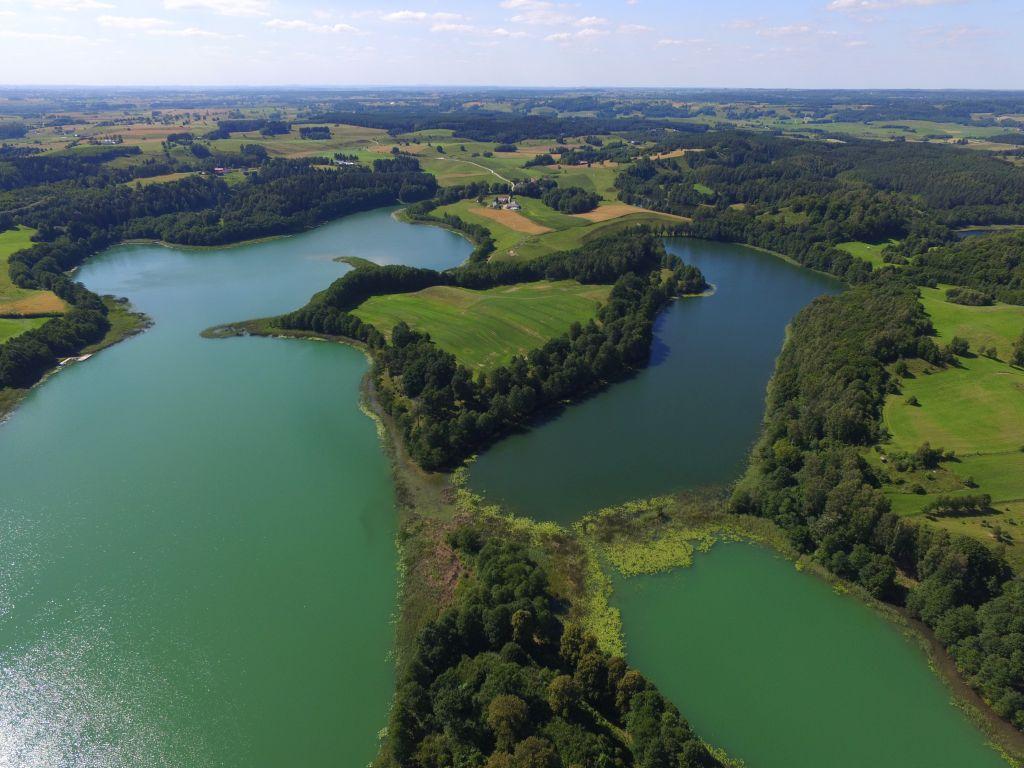 Jezioro Szurpiły. Fot.M.W.Żarski