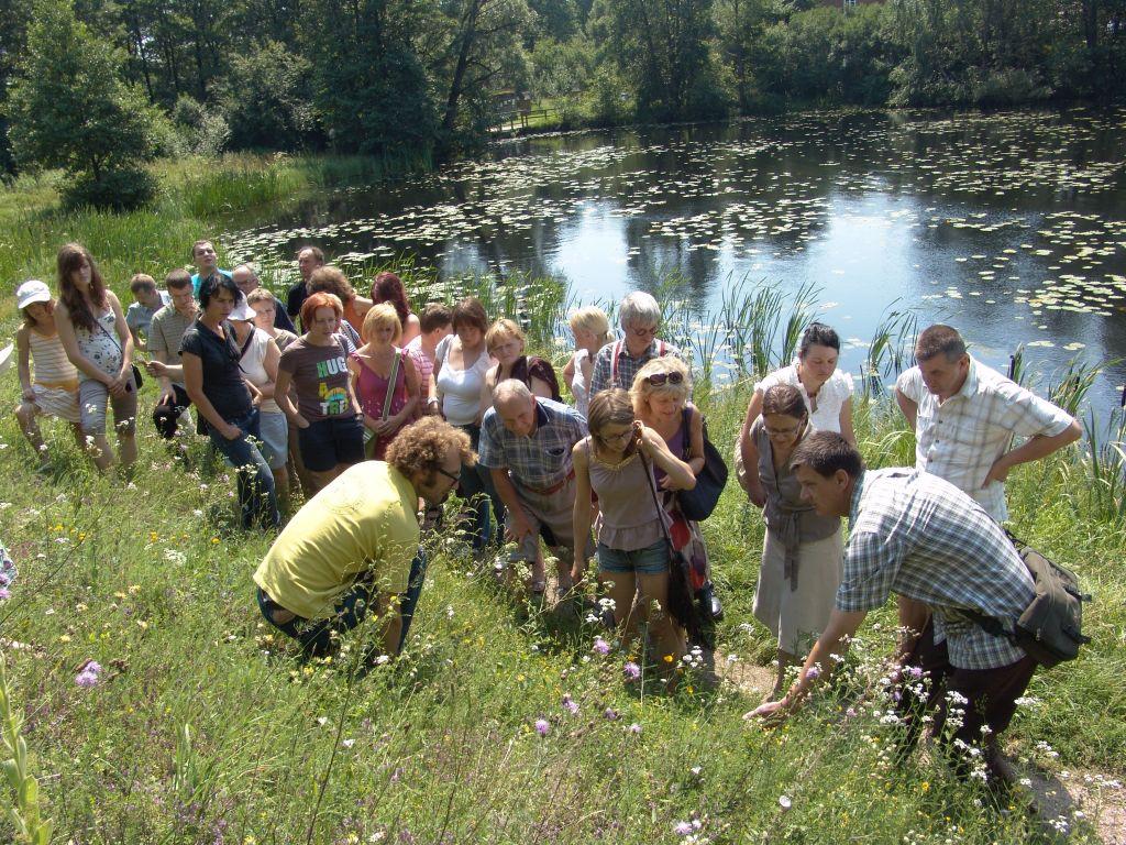 Rozpoznawanie gatunków roślin zielnych w terenie