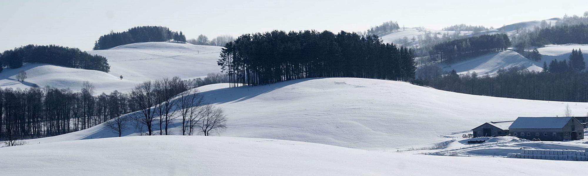 Suwalski Park Krajobrazowy, wieś Łopuchowo