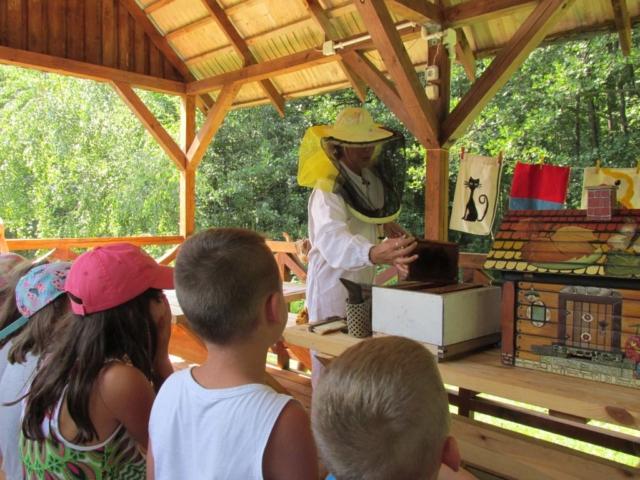 Warsztaty pszczelarskie dla dzieci i młodzieży