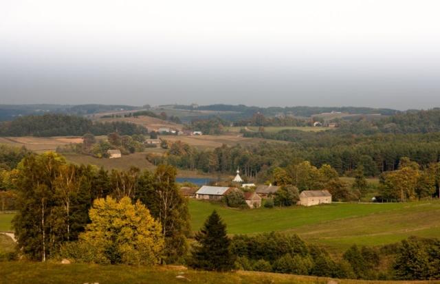 Wieś Wodziłki