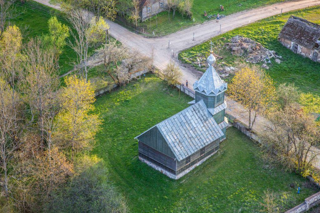Wodziłki - wieś staroobrzędowców