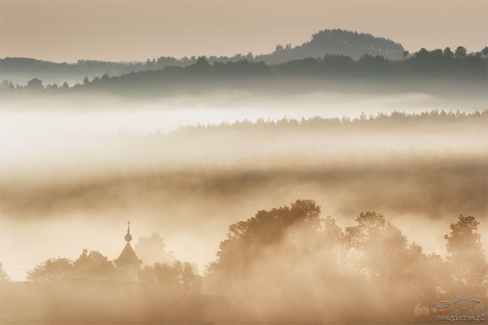 Wodziłki i Góra Cisowa. Fot.M.Giersa