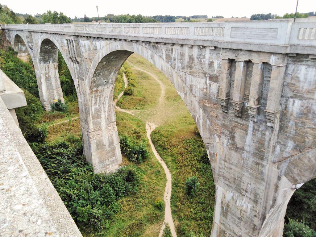 Mosty w Stańczykach. Fot. Z archiwum PKPR