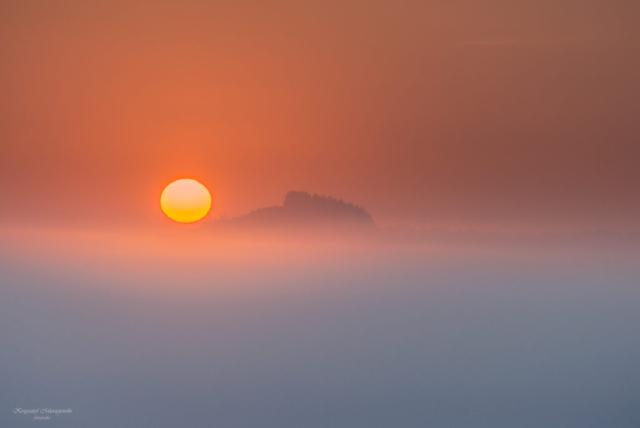 Góra Cisowa. Fot.K.Mierzejewski