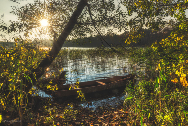 Jezioro Hańcza.SPK. Fot.K.Mierzejewski