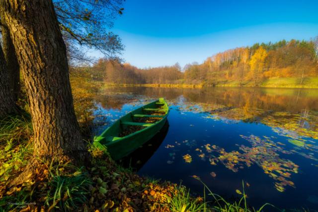 Jezioro Kluczysko. Fot.K.Mierzejewski