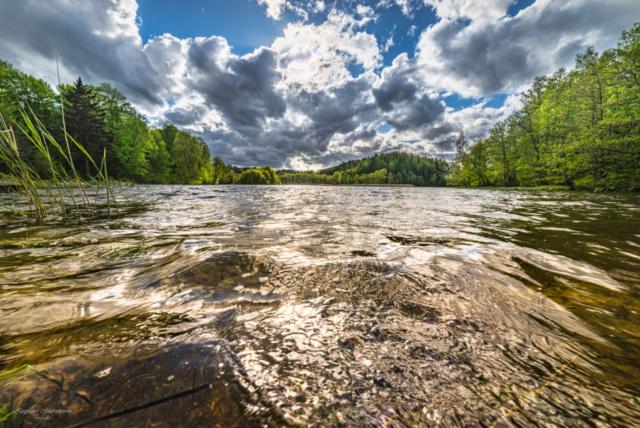 Jezioro Szurpiły. Fot.K.Mierzejewski