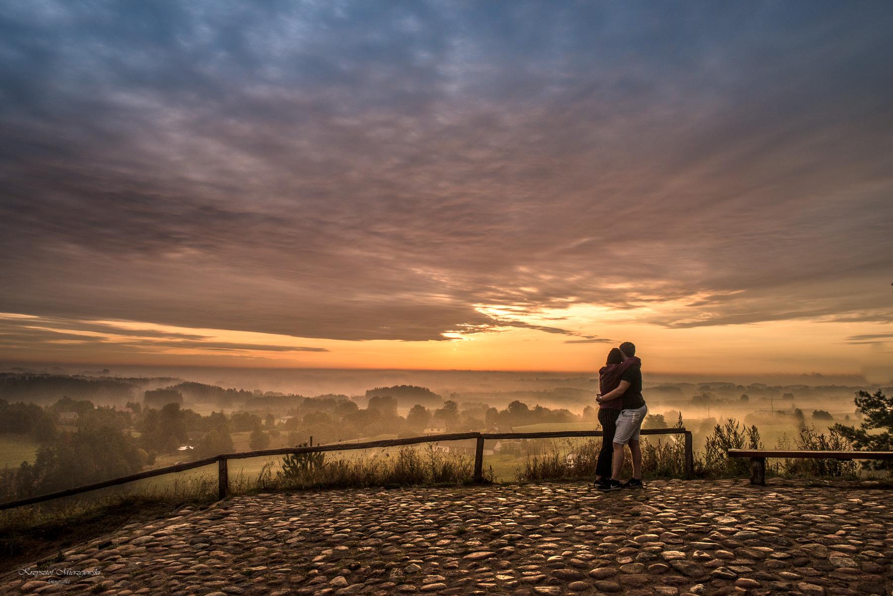 Na Górze Cisowej. Fot.K.Mierzejewski