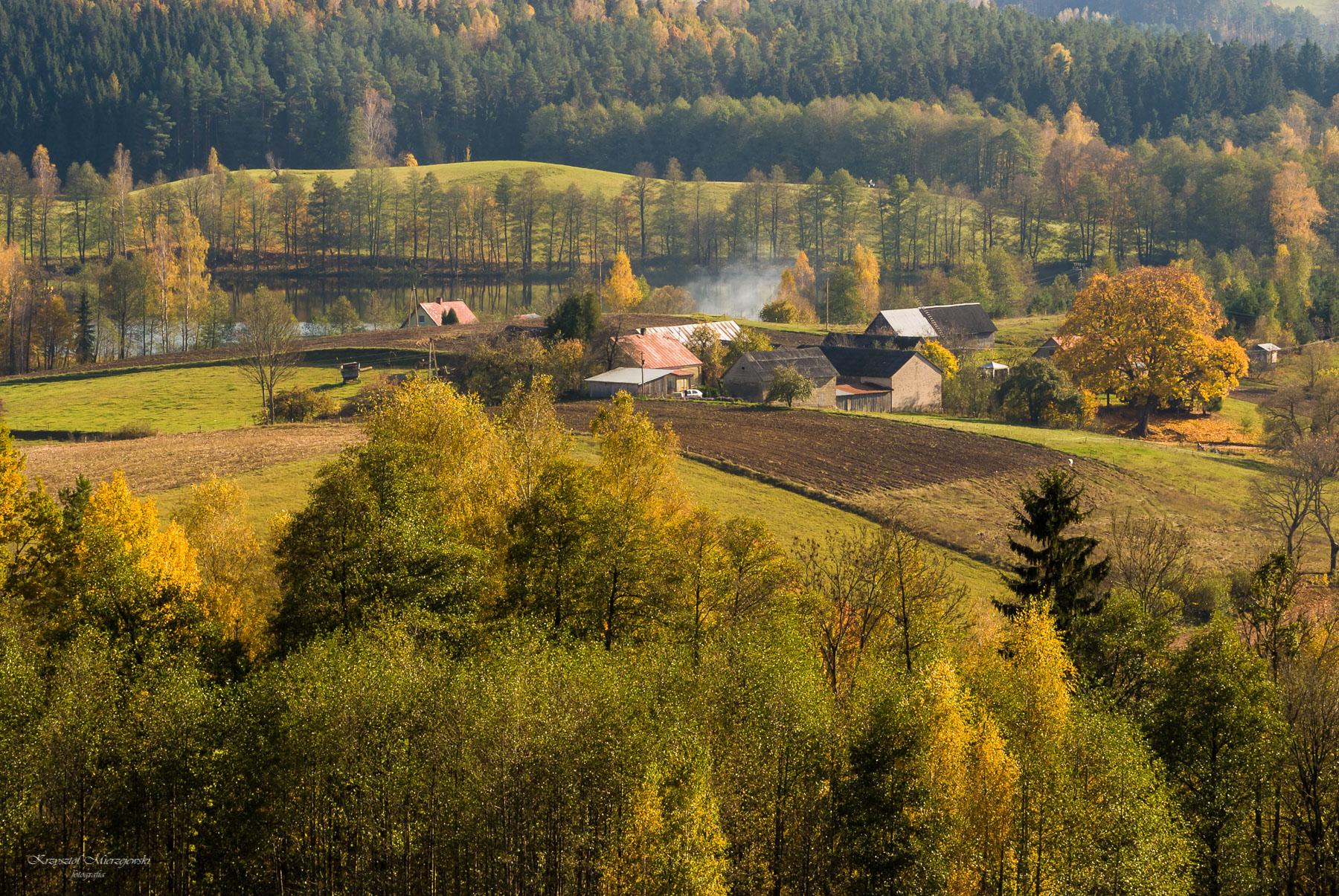 Na wsi w SPK. Fot.K.Mierzejewski