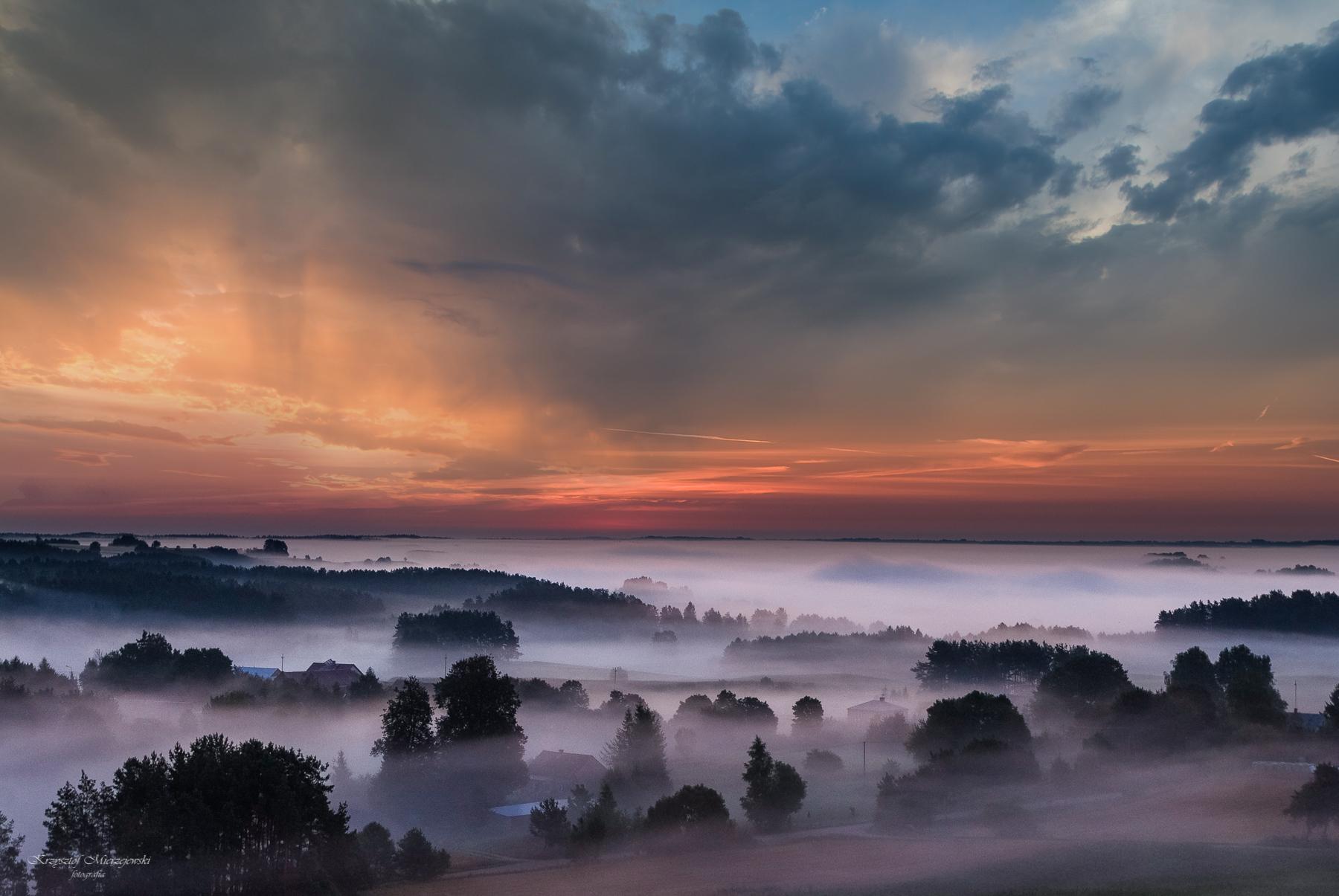 Suwalski Park Krajobrazowy. Fot.K.Mierzejewski