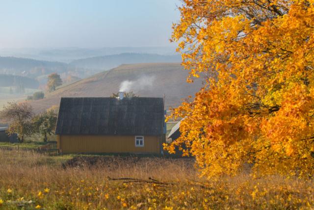 W Polimoniach. Fot.K.Mierzejewski